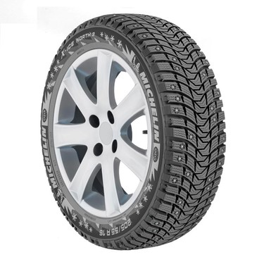 Michelin X-Ice North 3 (шип)